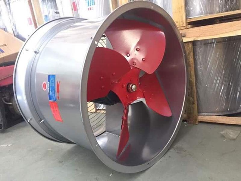 Quạt hút hướng trục tròn Deton DFG3.5G-4