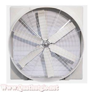 Quạt thông gió Composite Soffnet DFC 122